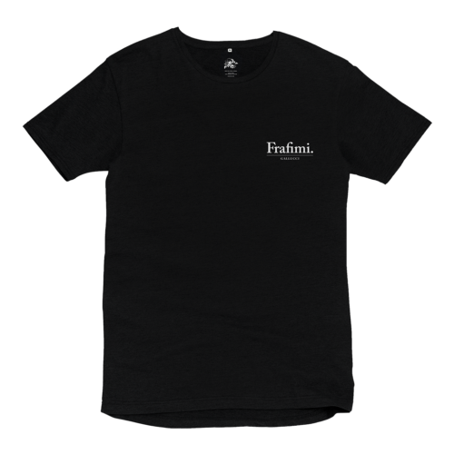 Understatement Tee – Black (Front)