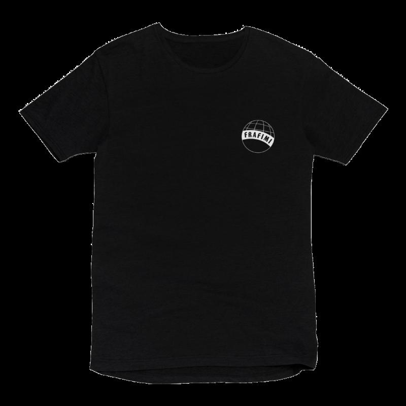 World Tour Tee – Black (Front)